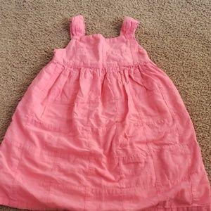 ⭐SALE 4/$20⭐ Toddler Girls pink dress sz 3T